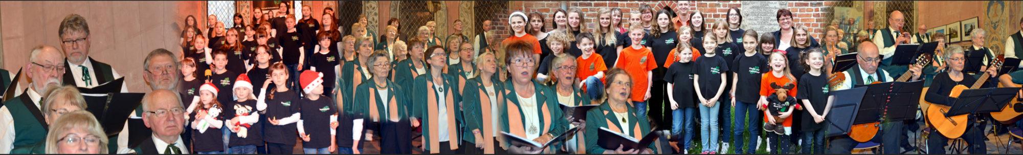 Wir singen gern!